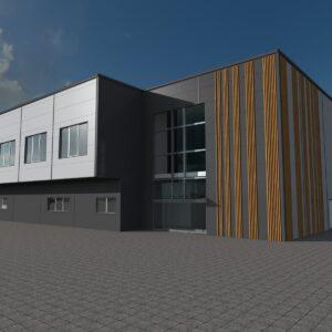 Sportshaller - Prosjekter