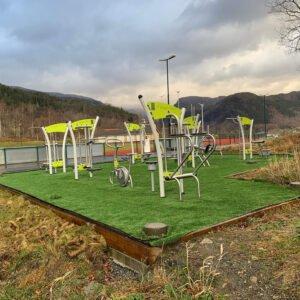 Aktivitetsparker - Lekeanlegg Inne & Ute