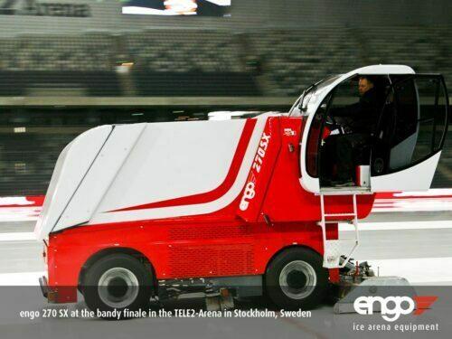 Ismaskin - Engo 270 SX