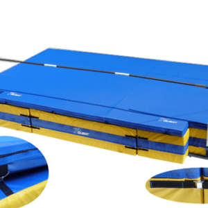High jump landing area - Professional