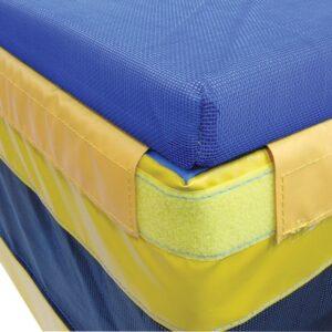 High Jump landings mats - Training & Spikeproof cover