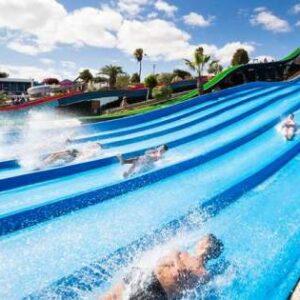 Waterparks- Vannleker - Inflatable