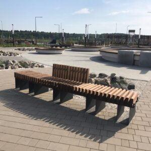 Luxeriøse Parkmøbler